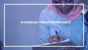 Consejos de redactor