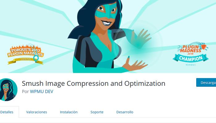 Optimización de imágenes