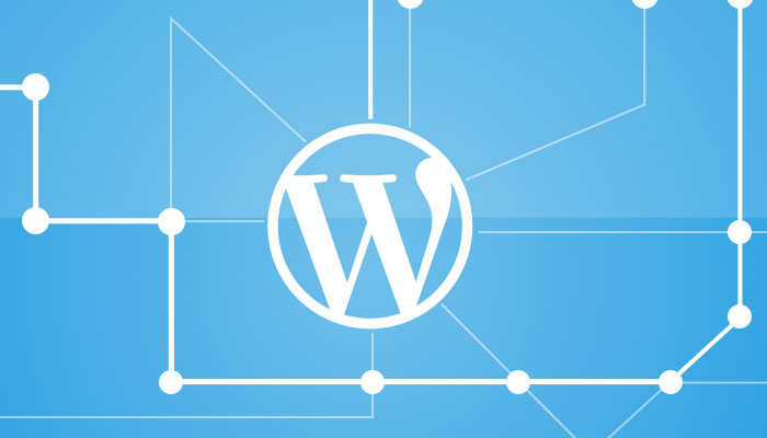 carga en WordPress